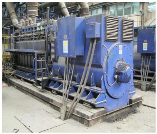 Diesel Power Generator